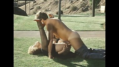 Horny Wife Getting Fucked In The Park